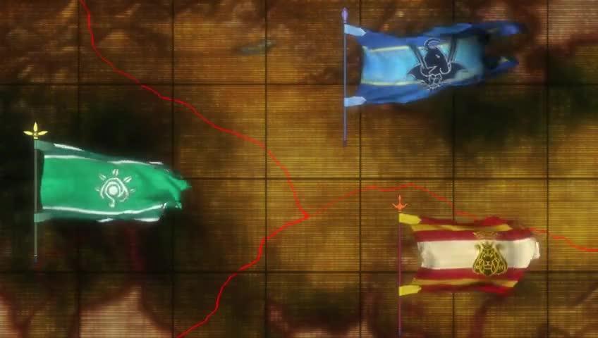 Seisen Cerberus: Ryuukoku no Fatalite / Seisen Cerberus / ������ ���� ������: �������� ����� ������� [ 11 ����� ]
