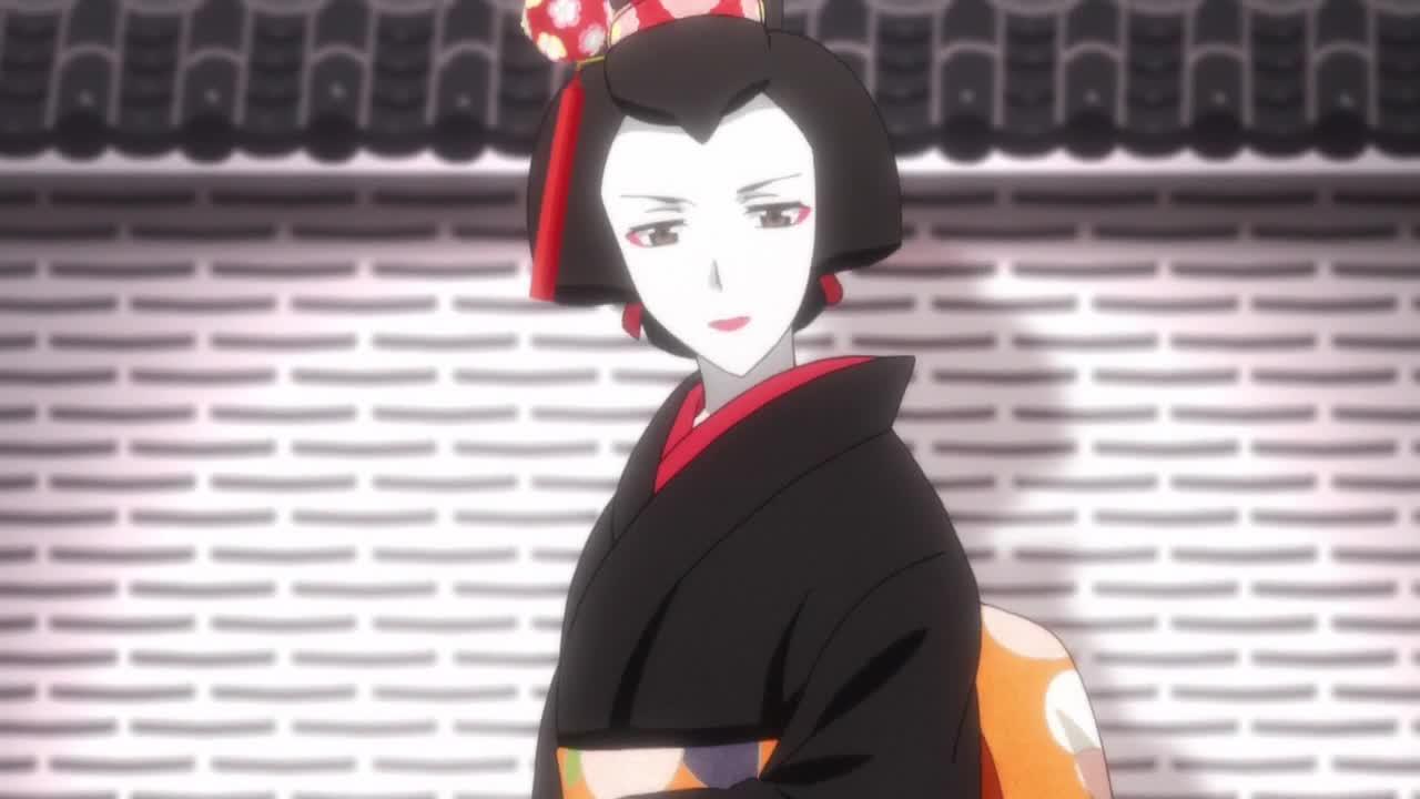 Клуб кабуки / Kabukibu [ 1 серия ]